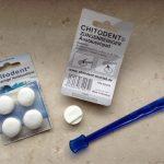 Chitodent® Zungenreiniger-Austauschpad-mit-Silberionen.-Zungenreinigeraustauschkopf-auch- für-Orasys-Zungenreiniger